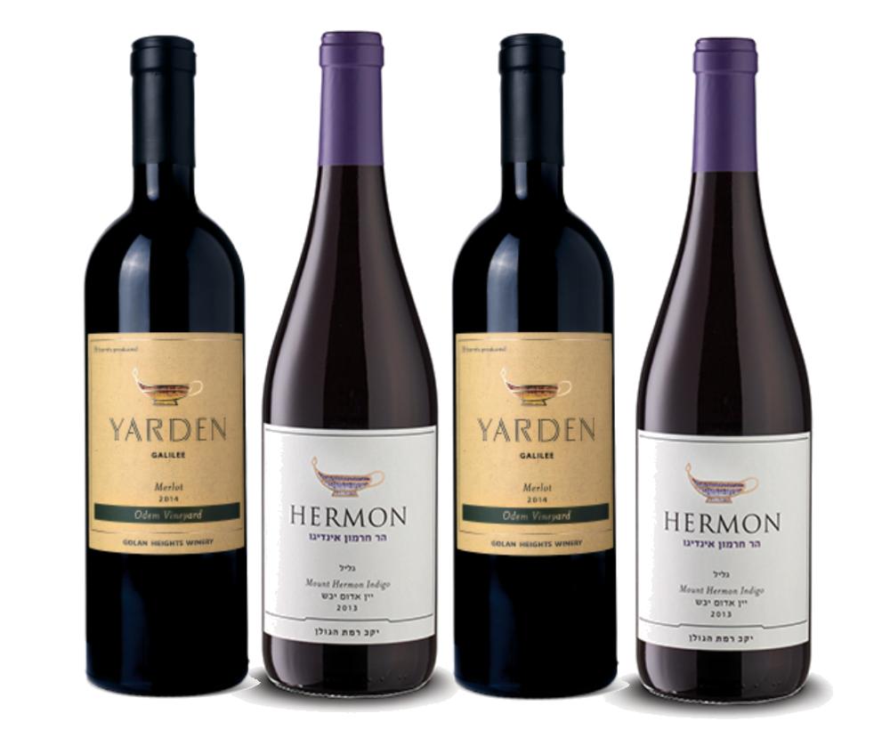 Many Israeli wines made from familiar European grape varieties