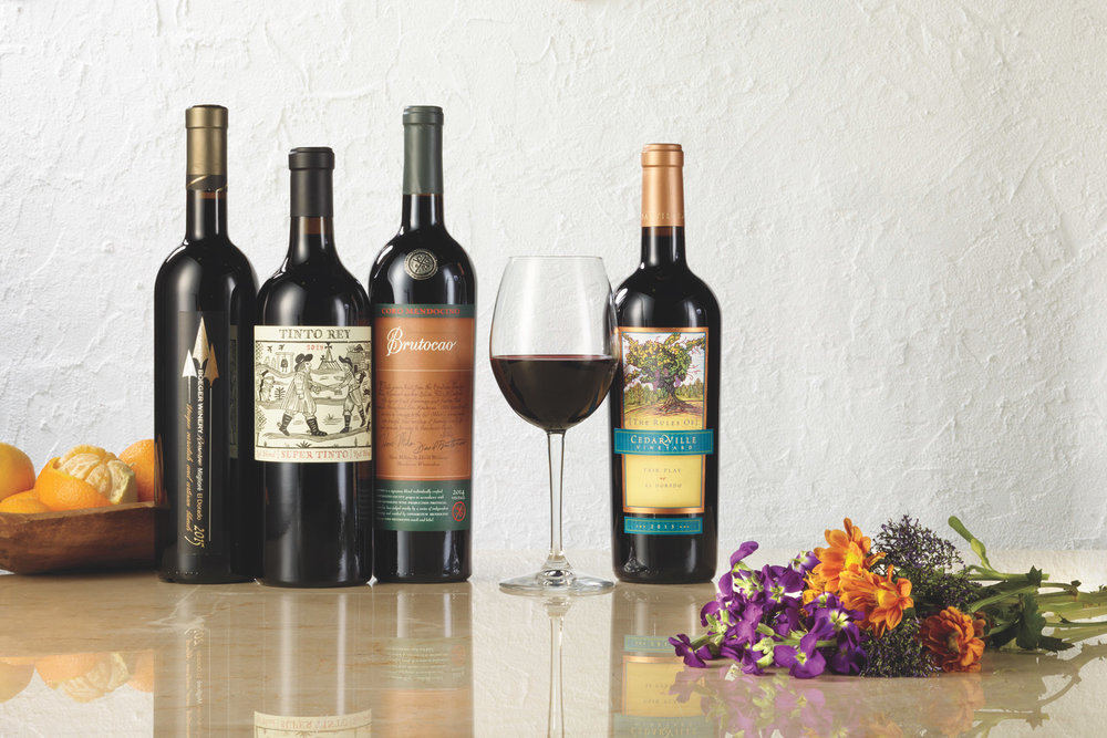 Make Room in Your Cellar for California Red Blends