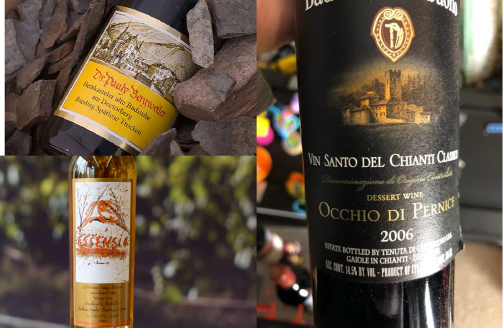 Add these 10 dessert wines to the end of your holiday meals