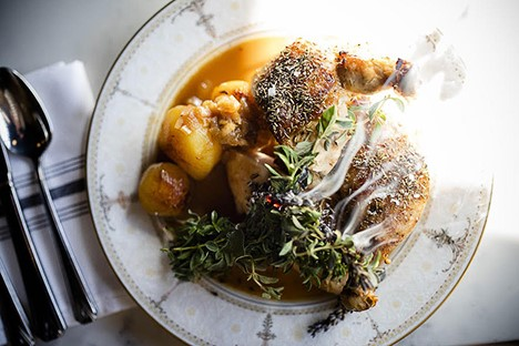 Winning Roast Chicken at Income Tax