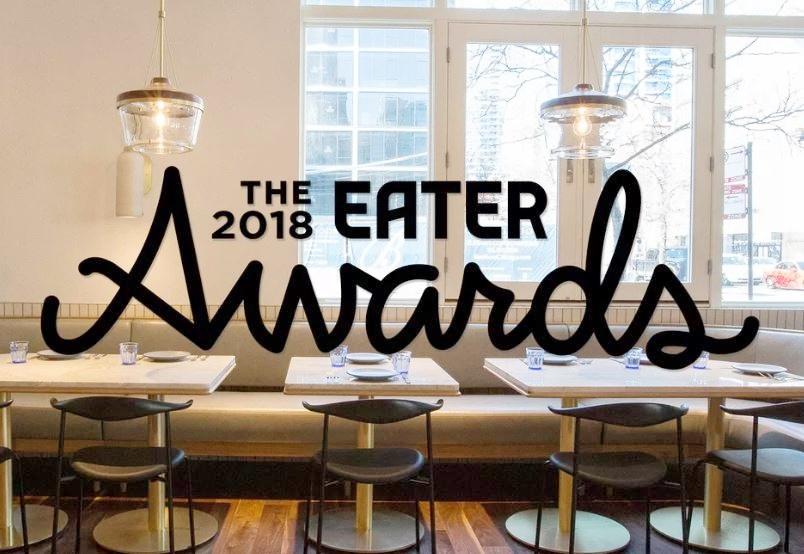 Chicago's 2018 Eater Award Winners