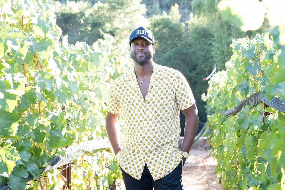 Q&A: NBA's Dwyane Wade on his love of wine and life after basketball