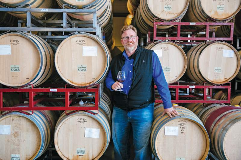 Russian River Valley's Benovia Winery wins Wine, Beer + Spirits Industry Awards for 2018