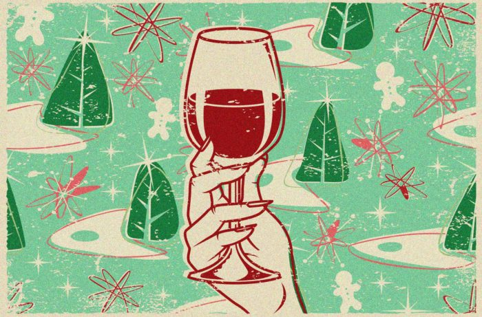 The Wines of Christmas Past, Present and Future