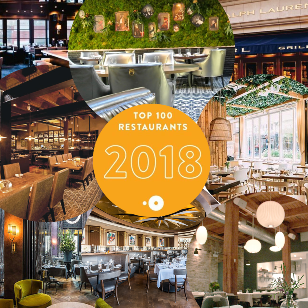 The Diner Reviews Are In: 100 Best Restaurants in America for 2018