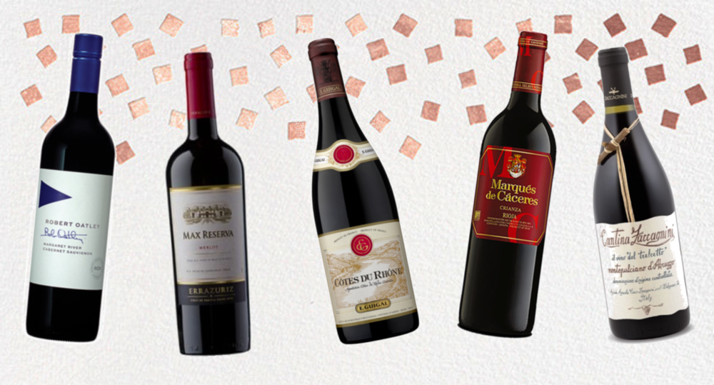 20 under $20 - The Best Dry Reds From Around the World
