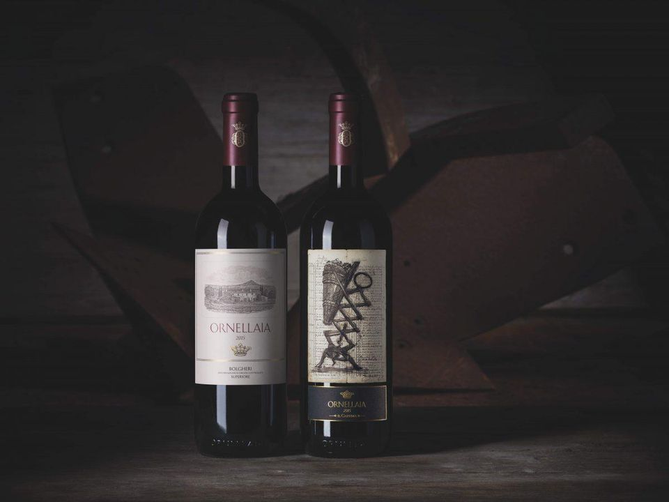 Wines Of The Week: A Grand Cru White Burgundy And An Iconic Super Tuscan