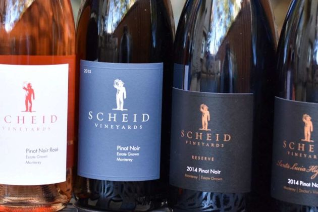 Sales Increase - Scheid Family Wines Reports Nine Month Results
