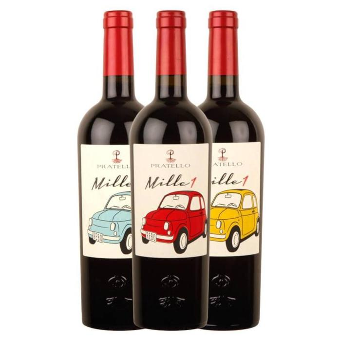 Dalla Terra to launch new wine brand, Mille1