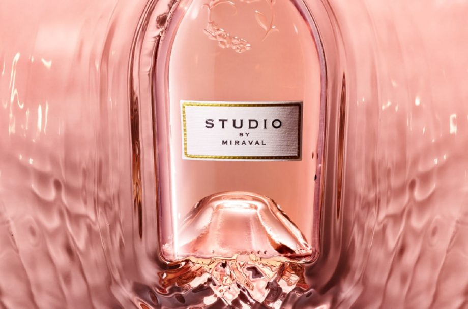 Pitt and Jolie-owned Miraval to launch 'Studio' rosé wine