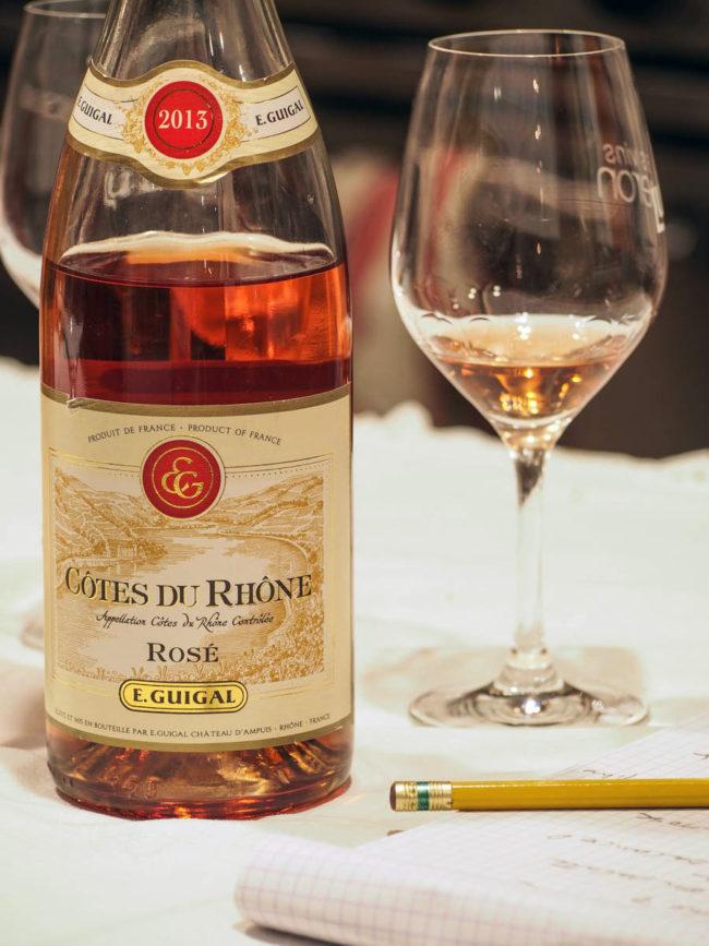 Wine of the Week: E.Guigal Cotes du Rhone Rosé