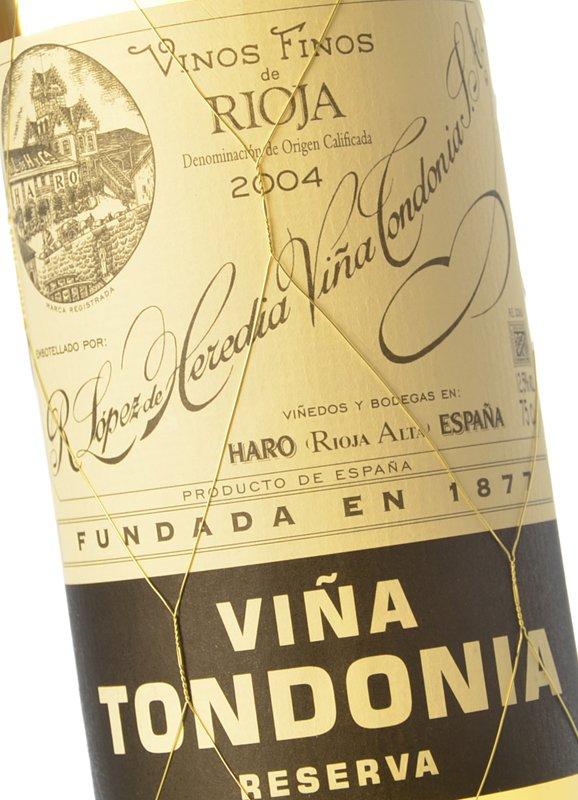 Wine Legend: R López de Heredia, Viña Tondonia Blanco 1964
