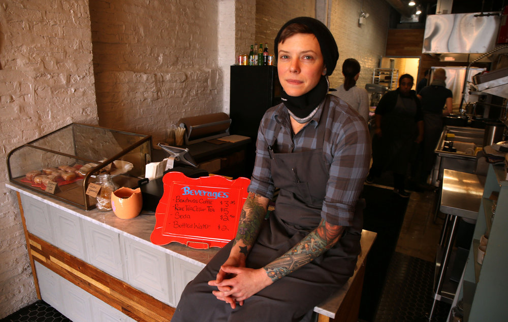 Chef of Michelin-Starred Elizabeth Is Resurrecting Her Adorable Bakery in North Center