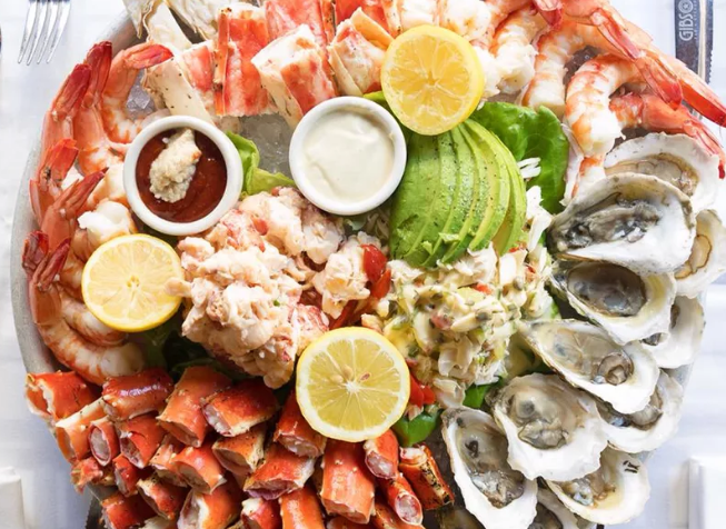 20 of Chicago's Best Seafood Restaurants-The city is your oyster!