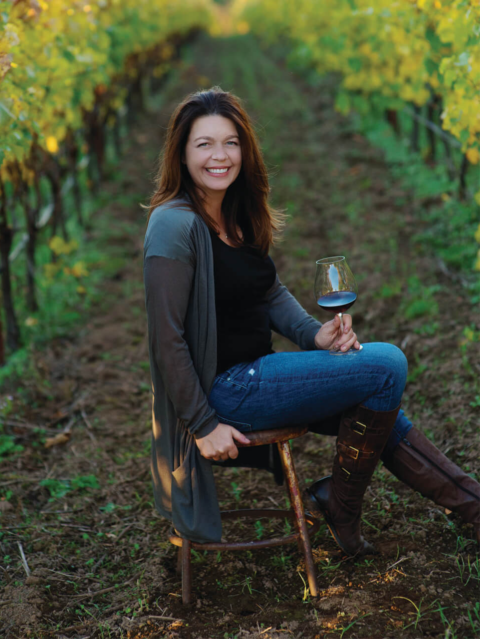 Luisa Ponzi is one of the Six New World Female Winemakers You Should Know