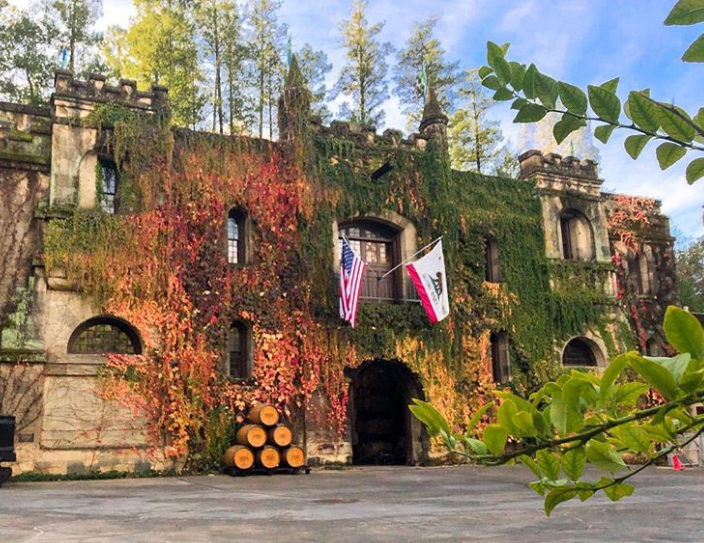 Montelena Magic! The Most Beautiful Wineries in Napa