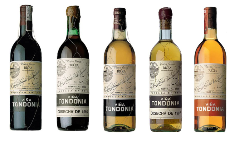The Wines of R. López de Heredia: Made to Last