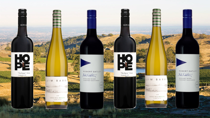 7 Aussie Wines for All Palates