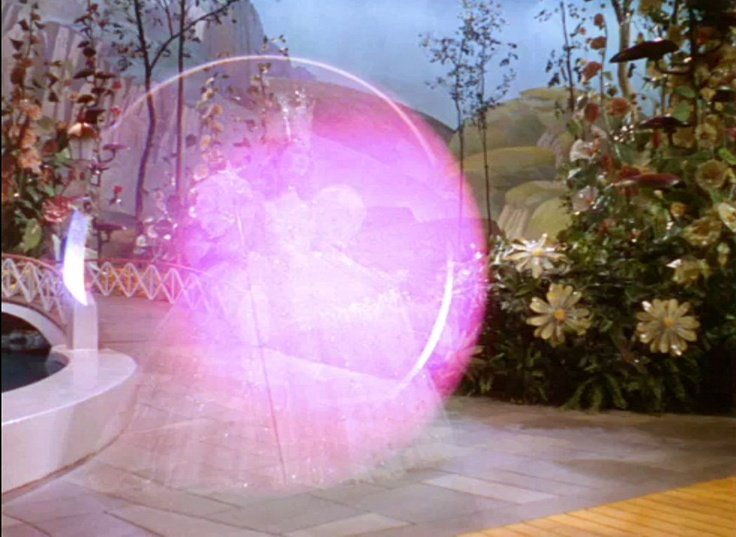 """""""You've always had the power my dear, you just had to learn it for yourself. - ~ Glinda, the Good Witch"""