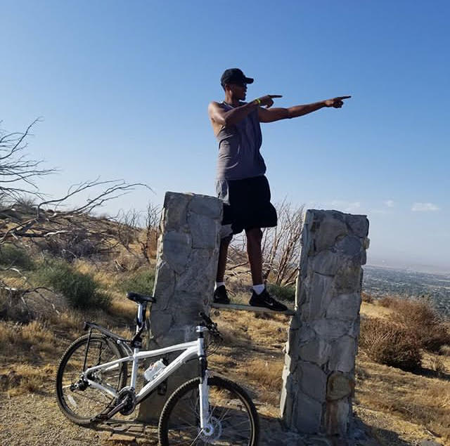 Trips for Kids High Desert Rider Chapter Director, Raphael Harris, looks to the future.
