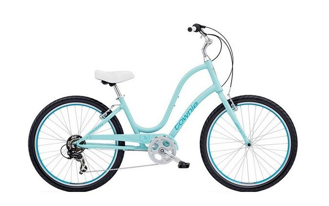 Electra Bicycles-Townie