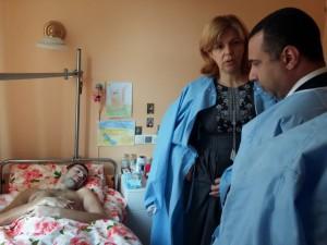 Ukraine Military Hospital