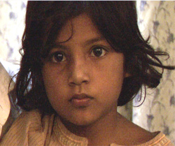 Neeha Victim of Christian Persecution