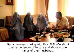 Tortured Afghan Women