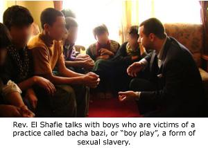 Boys Victims
