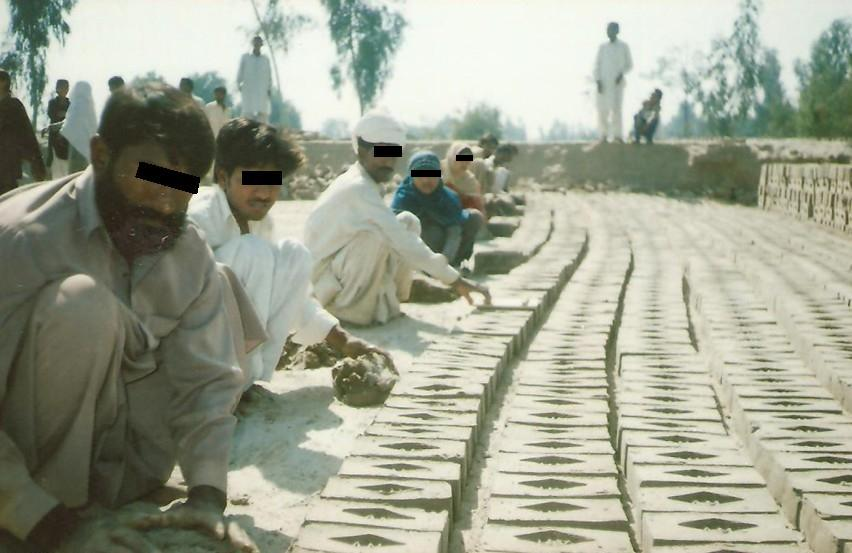 Pakistan Forced Labour Camps