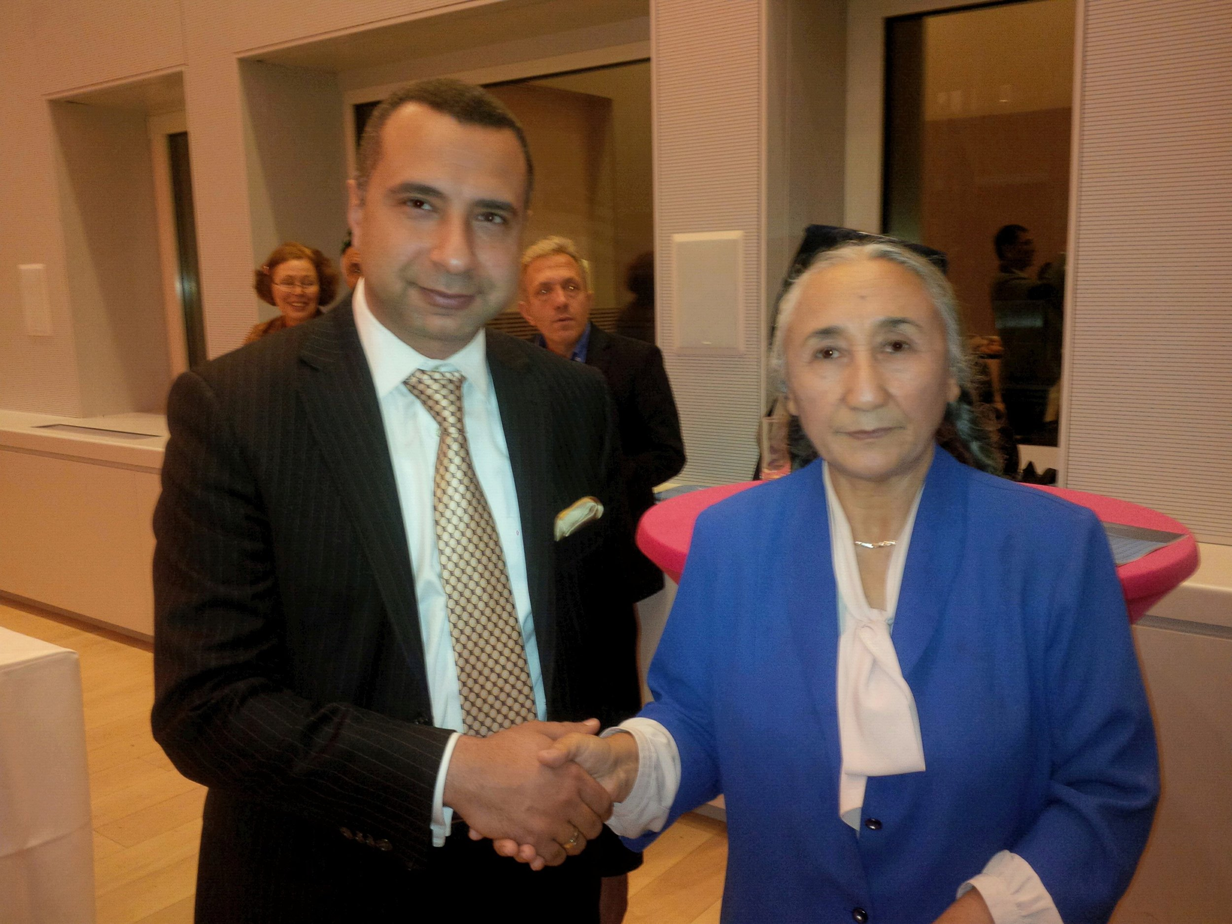 Uyghur Conference Brussels