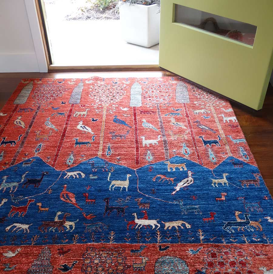 Afghani Tribal Rugs: Group 1