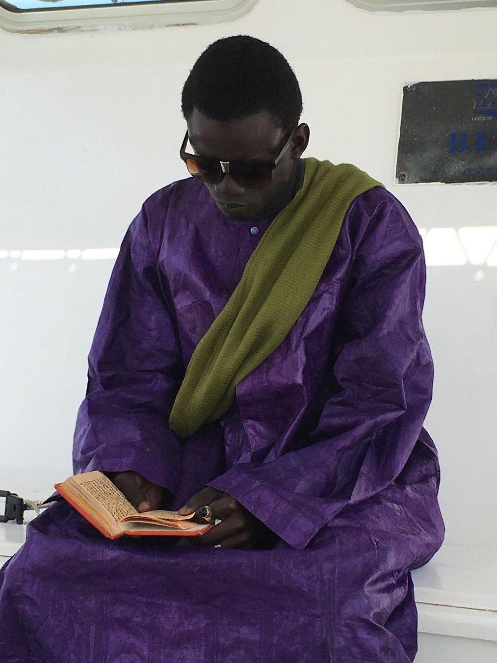 Barbara Lowenstein's Senegal