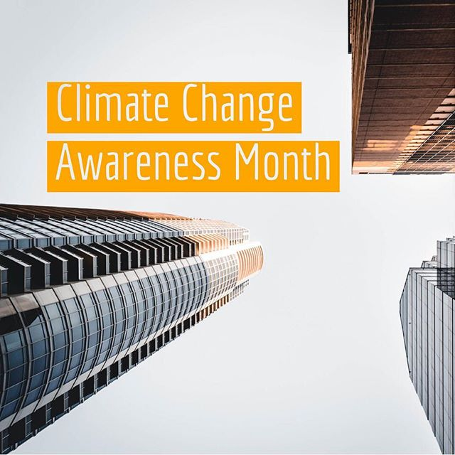 Mayor Steve Adler has declared October as Climate Change Awareness month. We couldn't be more excited to be working on a new sustainability and green building initiative that we'll be announcing in 2019!
