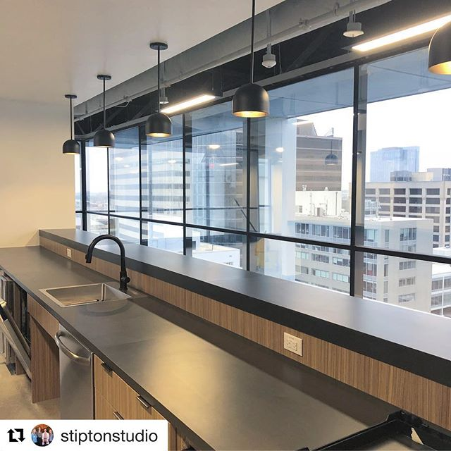 #Repost @stiptonstudio with @get_repost ・・・ Project wrap up this week. Fun project and great team! @pravoconstruction @cielopropertygroup  #stiptonstudio #interiordesign #commercialofficespace #atx #823congress