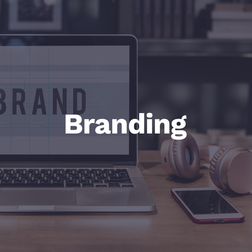 BRANDING - This is all about your brand, your logo, guidelines, presentations.