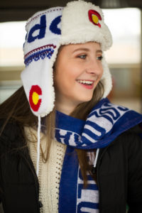 Walgreens! - Colorado Scarf & Hat