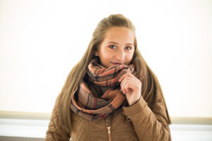 Starlet - Infinity Scarf $20