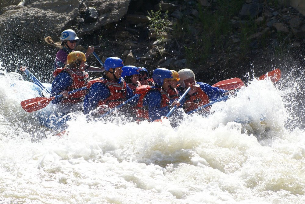 Photo Credit: Mile Hi Rafting Photography