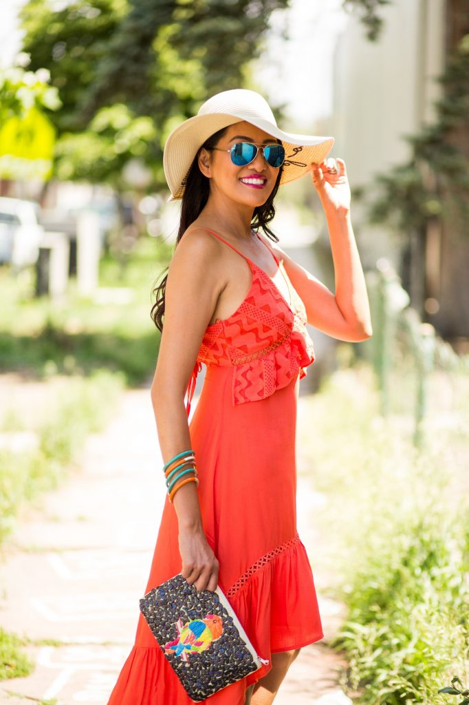 Flying-Tomato-Dress-Island-Girl-PH-clutch-David-Young-hat-Lucky-Brand-wedges-Bangles-from-Cambodia-2-682x1024.jpg