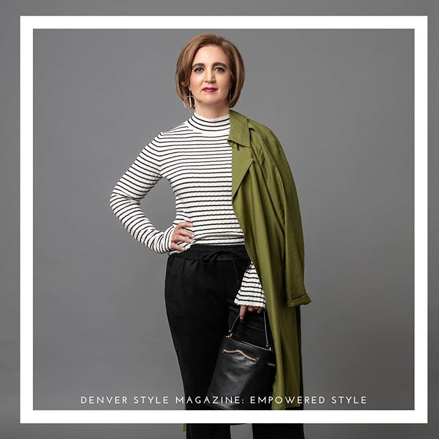 @KaticaRoy's mission is to achieve #genderequality once & for all...and we are 100% on board. Her local stylist @styledbyhannahmoon makes sure that Katica is comfortably and stylishly ready to speak, contribute, work, travel and be a mom 24/7・Find out tips and tricks from a #realstylist and how you can incorporate empowered looks into your everyday life. Available online now ・ 🔗 in profile.