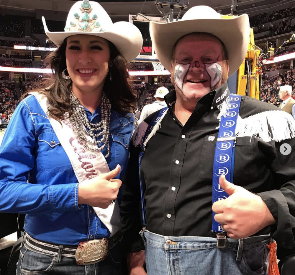 #thebest16daysofjanuary at The National Western Stock Show