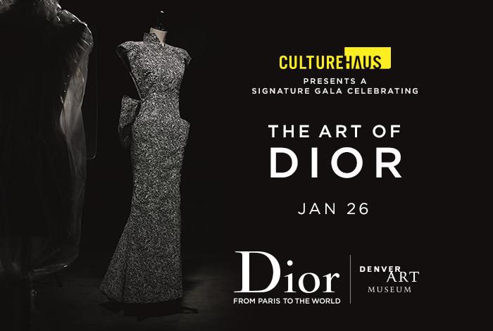 Image: Marc Bohan, Pollock dress , Autumn-Winter 1986,Dior Heritage collection, Haute Couture collection, Paris ©Laziz Hamani.