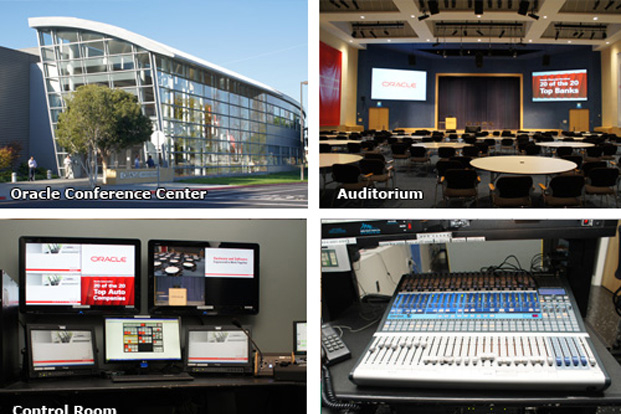 Oracle Conference Center  -