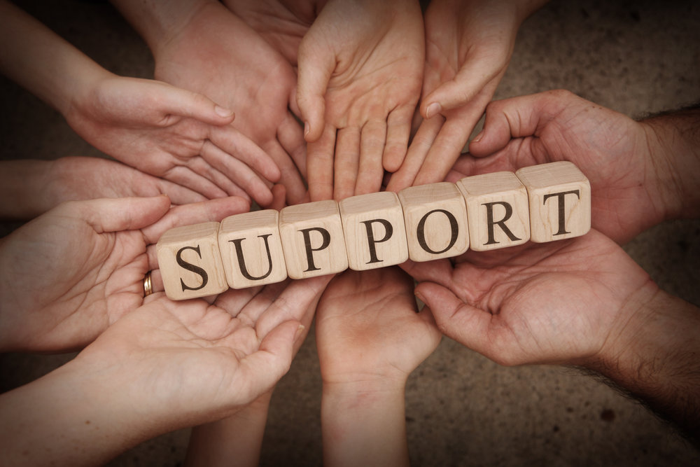 support for a loved one during cancer