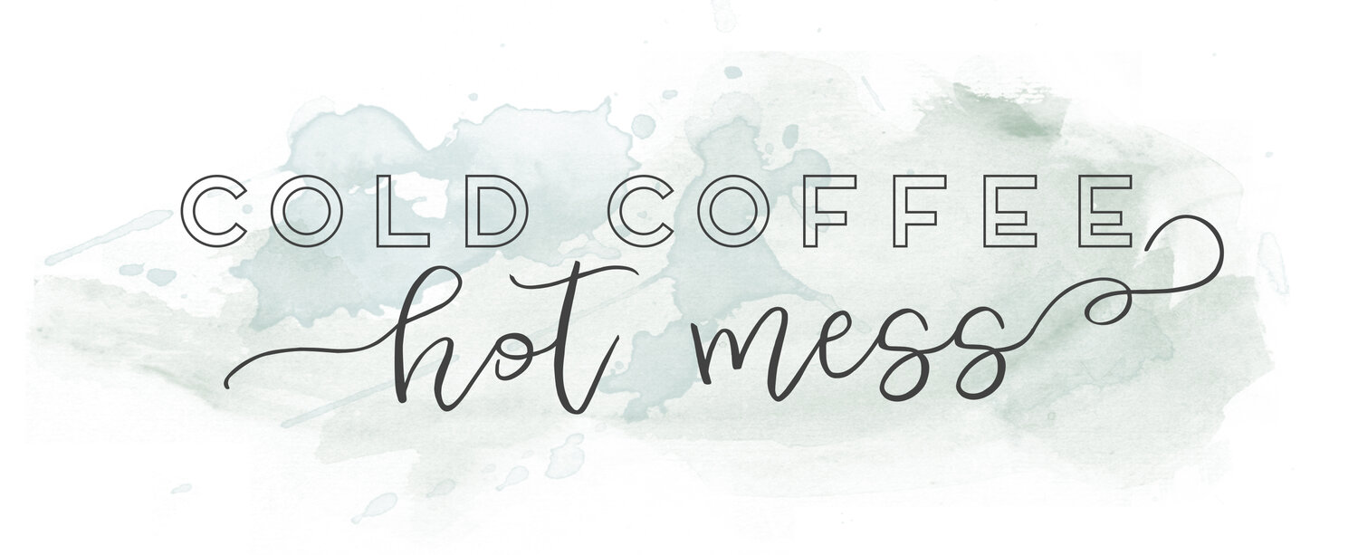 Cold Coffee Hot Mess