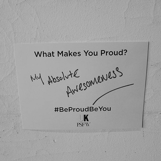 I AM PROUD OF.... My absolute awsomeness!  You?  #beproudbeyou Image Slingshot Creatives photographer @michaelslingshot  Press @slingshotldn
