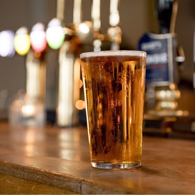 Good luck everyone running the Hackney Half this morning! Have a pint on us if you show your medal at the bar.