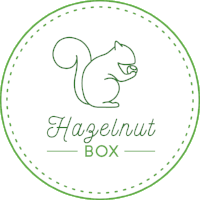 Hazelnut Box - Organic & Natural Snack Box