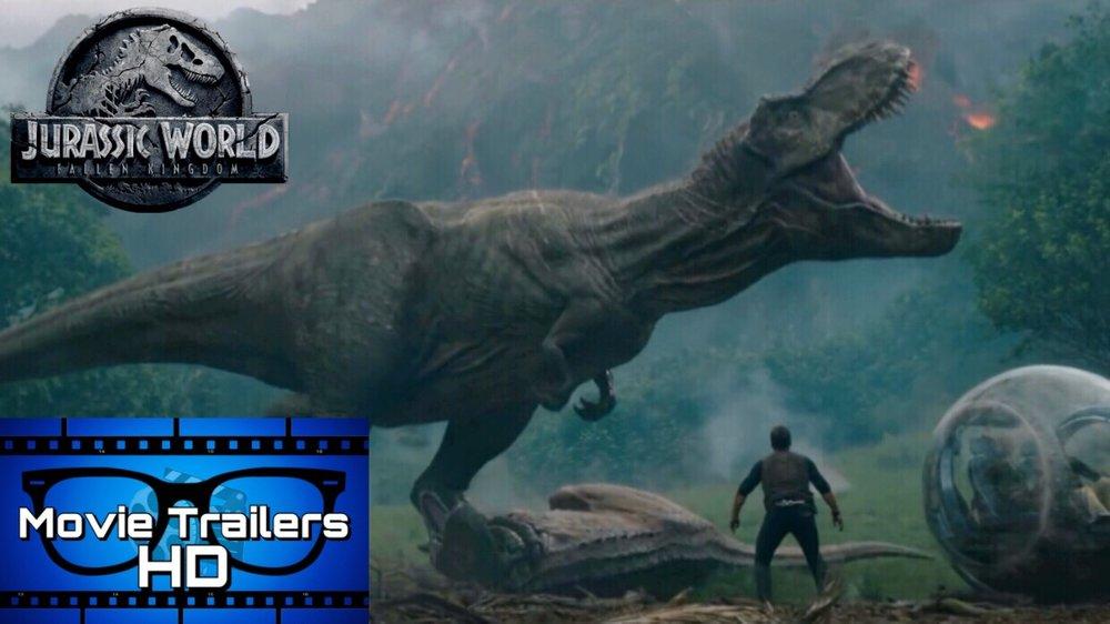Jurassic World 2: Fallen Kingdom -